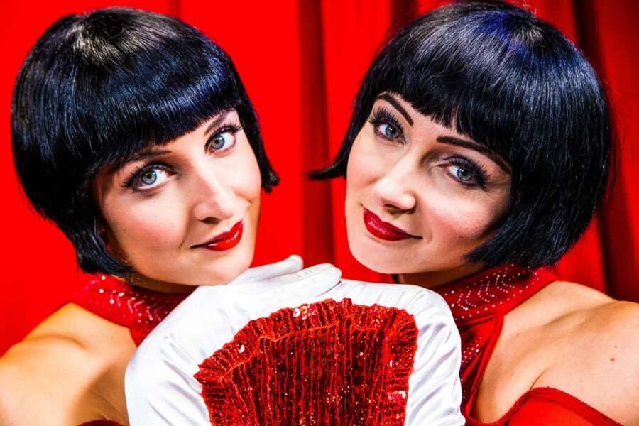 Les soeurs jumelles Double Passe