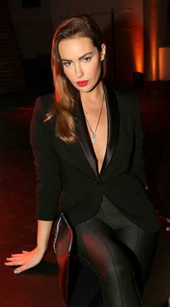 Le mannequin Audrey Bouette