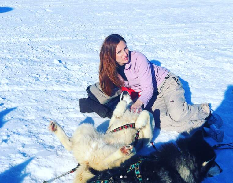 En été comme en hiver, toutes les saisons sont bonnes pour une photo animalière avec Alison Wheeler !