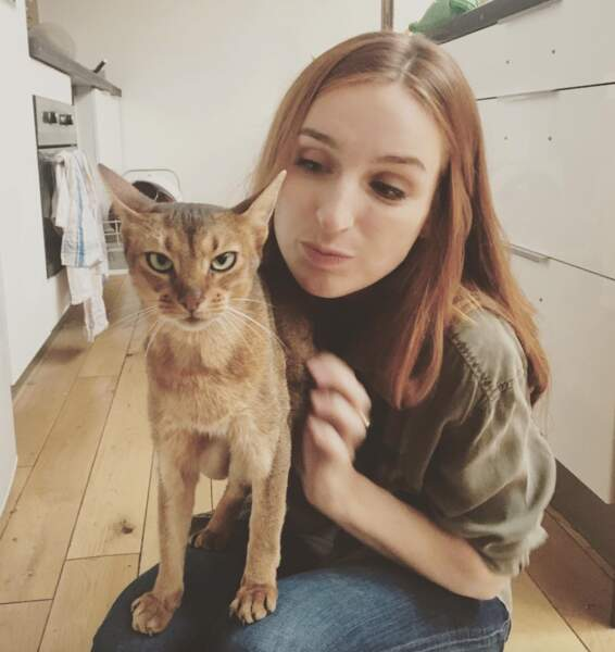 Avis aux amoureux des bêtes : son Instagram est vraiment fait pour vous !