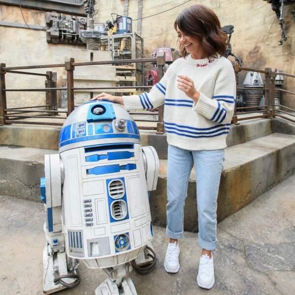 Sarah Hyland est aussi fan de la saga Star Wars !