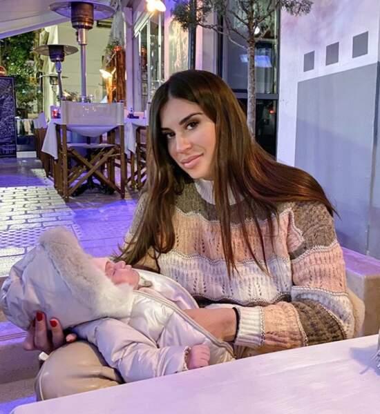 Martika pouponne à Monaco !