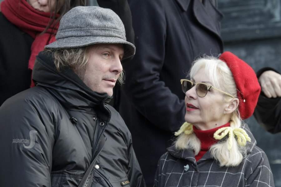 Philippe Katerine et Fifi Chachnil
