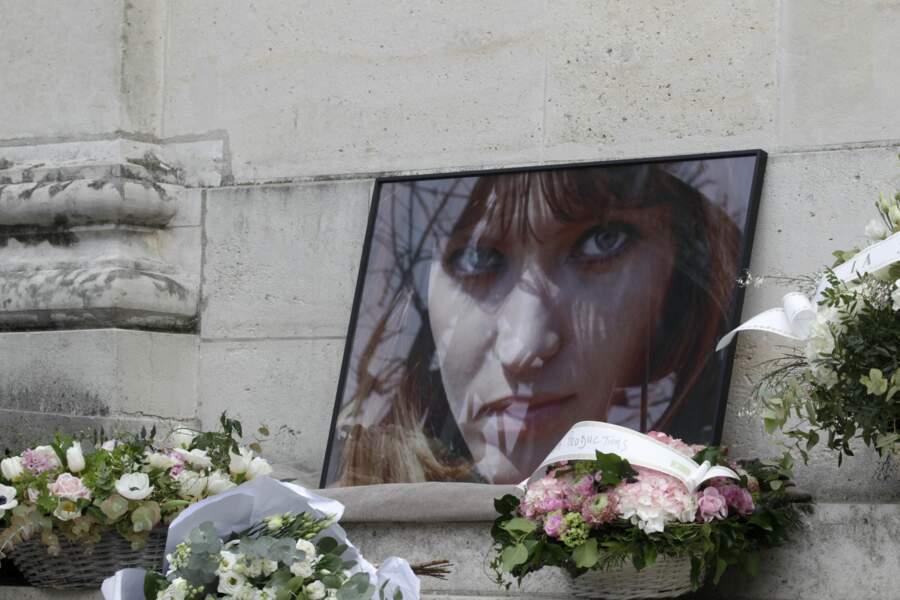 Ce samedi 21 décembre avaient lieu les obsèques d'Anna Karina à Paris