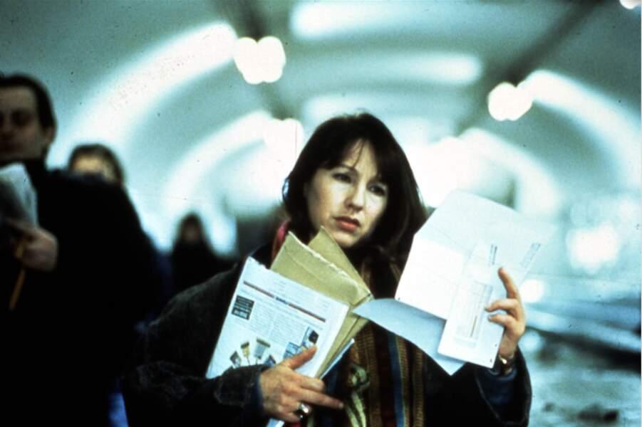 Dans le drame Mensonge, en 1992