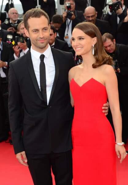 Très élégants, ils ne manquent pas la cérémonie d'ouverture du 68 ème Festival de Cannes