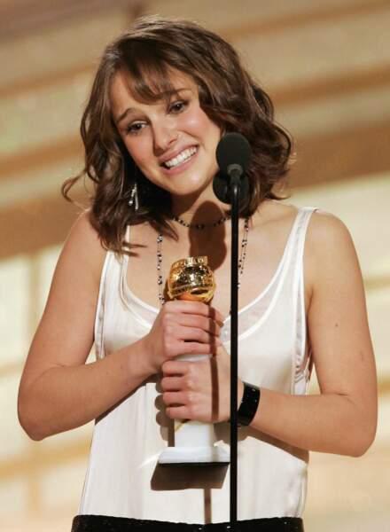 En 2005, l'actrice obtient pour ce film le Golden Globe de la meilleure actrice dans un second rôle