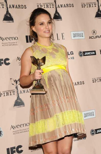 Récompensée également lors des Film Independent's Spirit Awards de Santa Monica