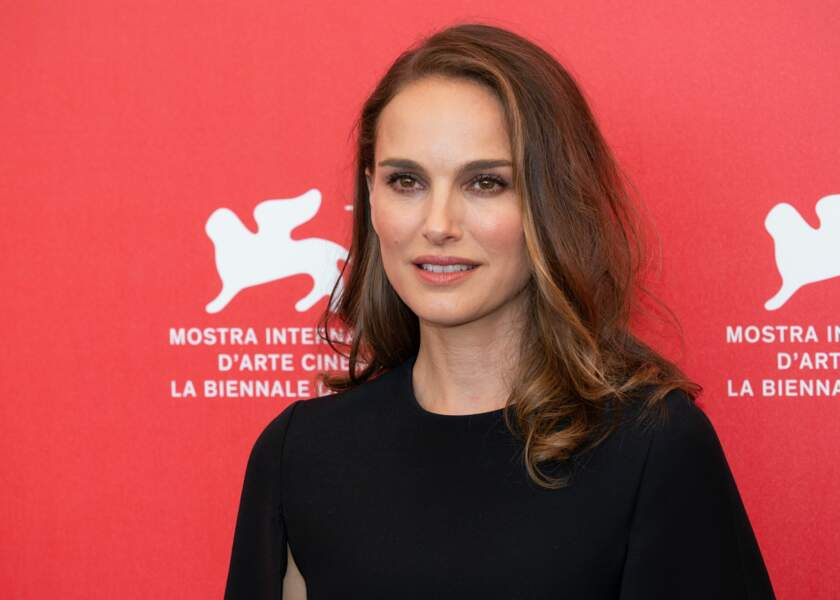 """Un an après, l'actrice présente """"Vox Lux"""" à la Mostra de Venise"""