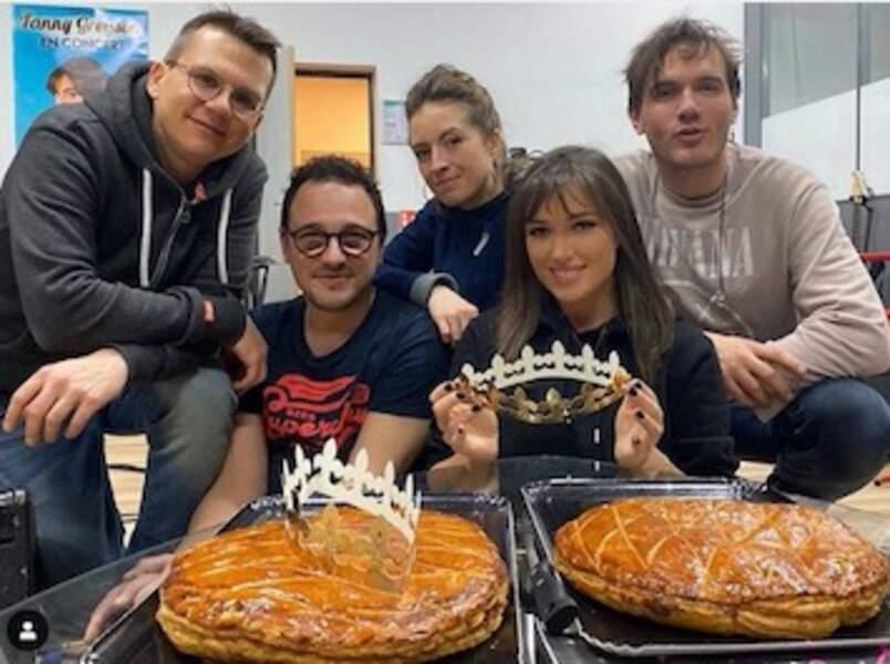 ou partager une galette des rois !