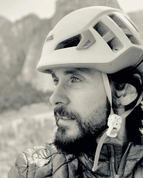 ou une promenade à vélo comme Jared Leto