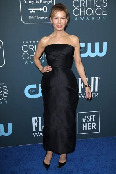 Renée Zellweger a été sacrée Meilleure actrice grâce à son rôle dans Judy