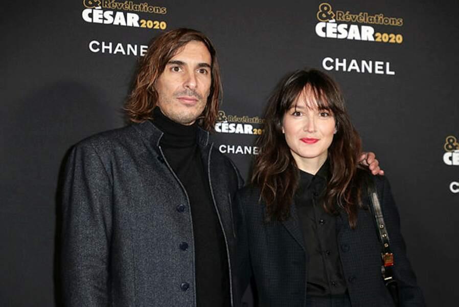 Anaïs Demoustier et son acteur Thomas Scimeca, dans Notre Dame