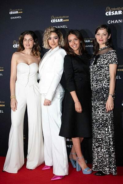 Laetitia Casta et Marion Cotillard parrainent respectivement Shirine Boutella et Lyna Khoudri (Papicha)