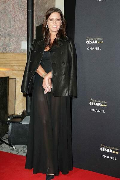 Adele Exarchopoulos, glamour en diable
