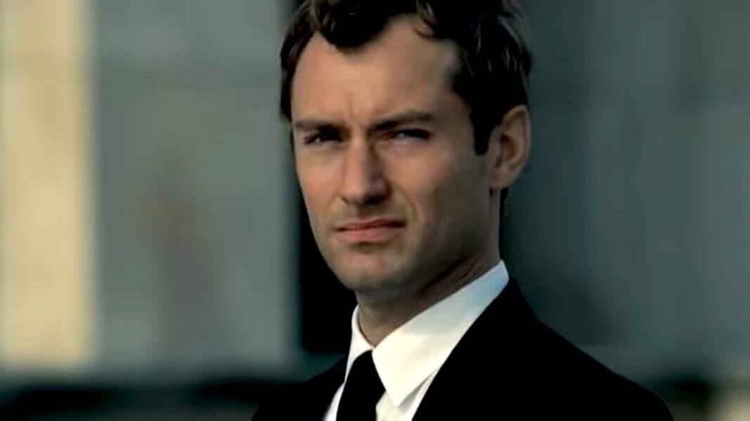 De 2008 à 2012, Jude Law a été l'égérie Dior Homme !