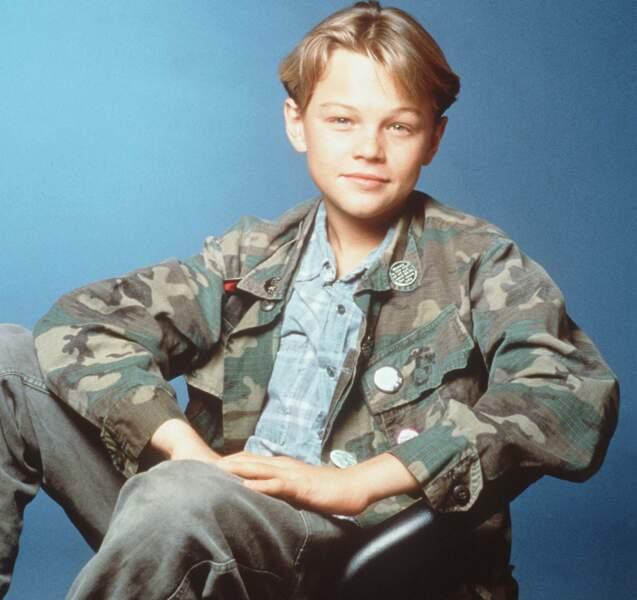 Le jeune Leonardo commence sa carrière au début des années 90 où il apparaît à la télévision dans des spots publicitaires