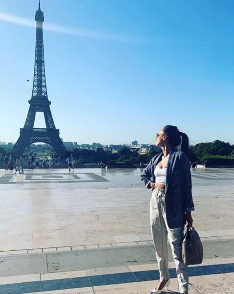 Janane Boudili a grandi à Trappes, dans les Yvelines.