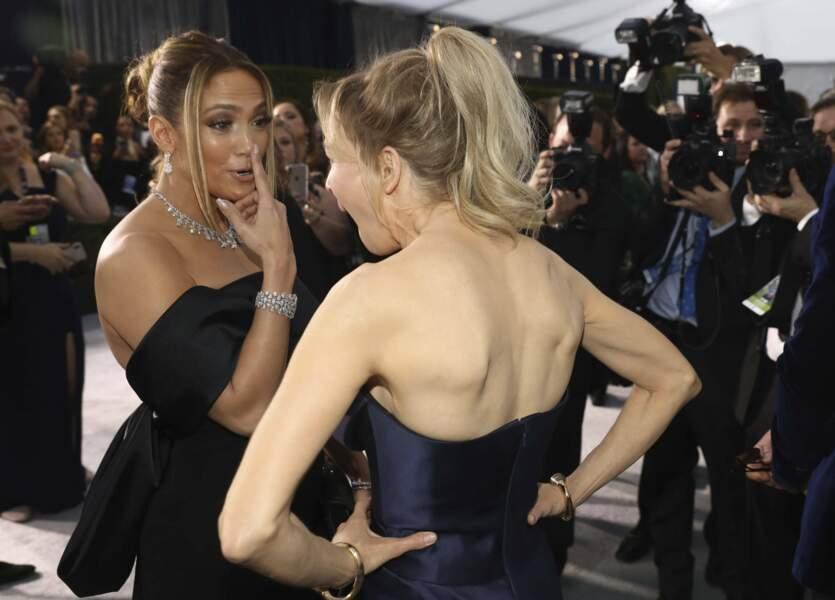 """""""Fais attention, t'as un bouton sur le nez Renee !"""""""