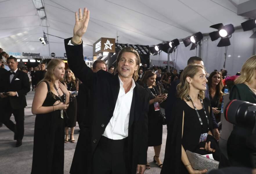 Brad Pitt dans la place !