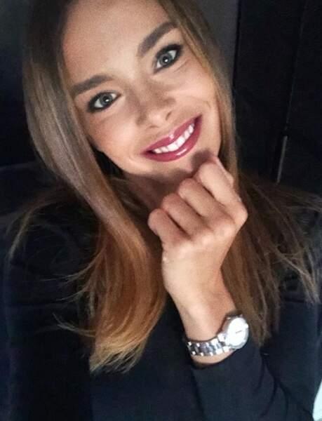 Marine Lorphelin est sublime sur tous les selfies qu'elle poste sur son compte Instagram