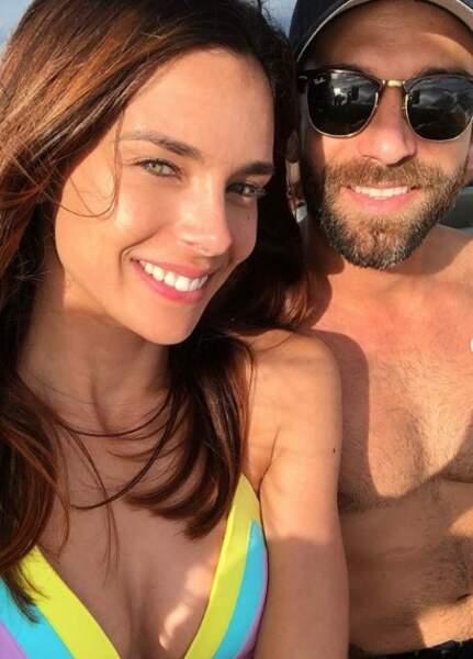Mais celui que l'on voit le plus sur son compte Instagram, c'est son chéri Christophe Malmezac