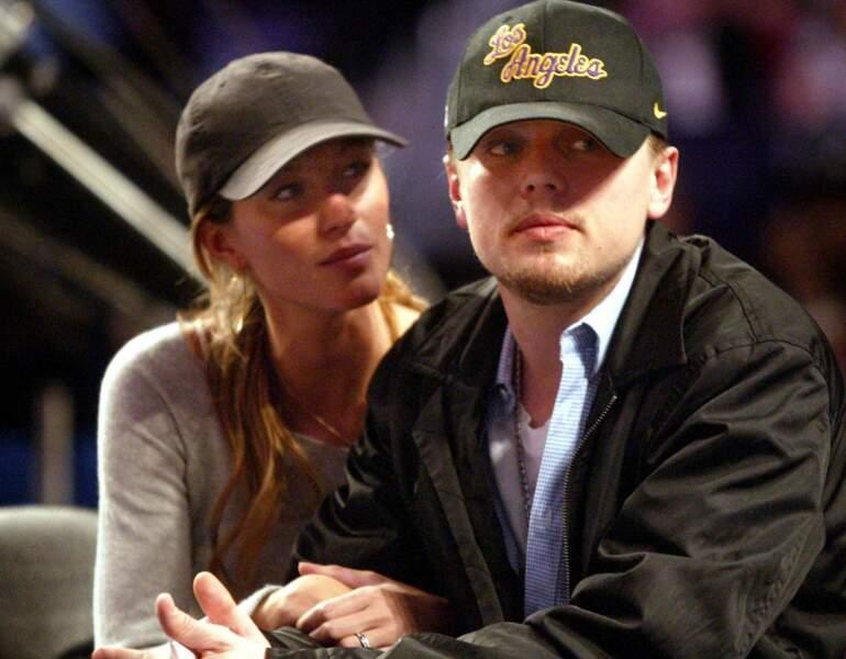 Sa compagne d'alors, le mannequin Gisele Bundchen, l'accompagne régulièrement lors de matchs de baseball. Le couple est ensemble depuis 2000