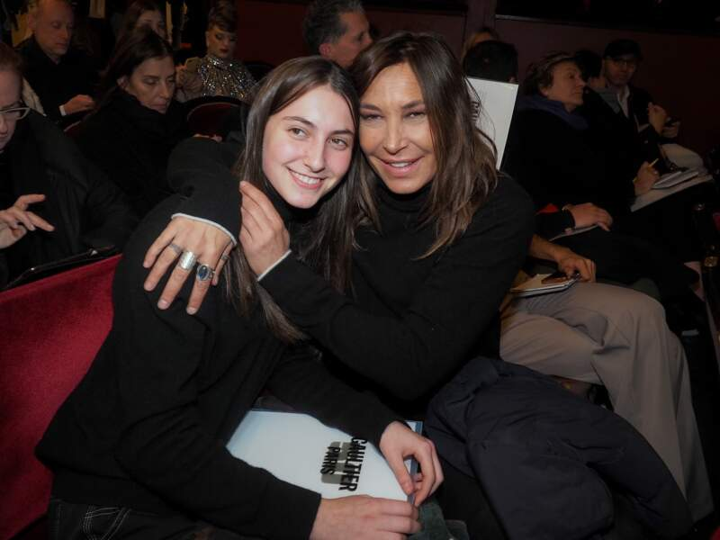 Zazie et sa fille