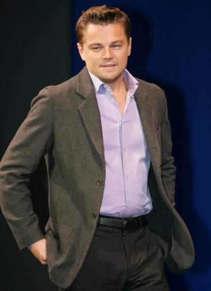 2007 : changement de look ou de régime pour Leonardo ?