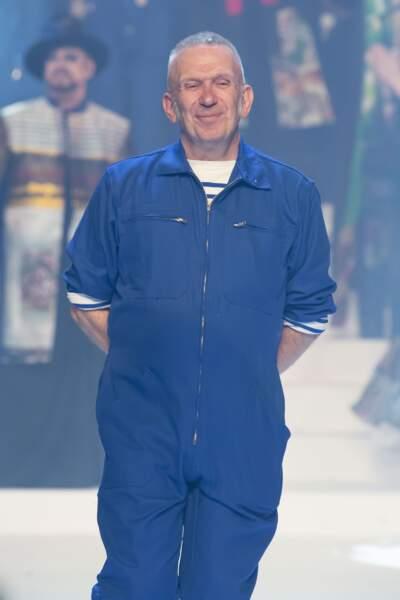 Jean Paul Gaultier a présenté son dernier défilé Haute Couture