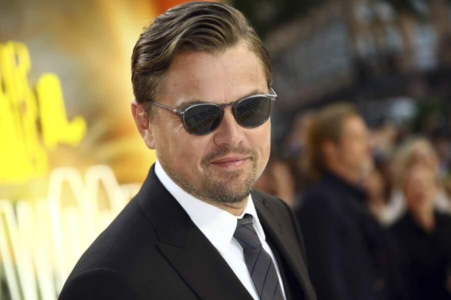 Notre cher Leo n'est donc plus un coeur à prendre !