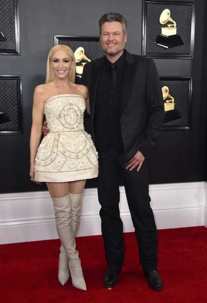 Gwen Stefani et Blake Shelton