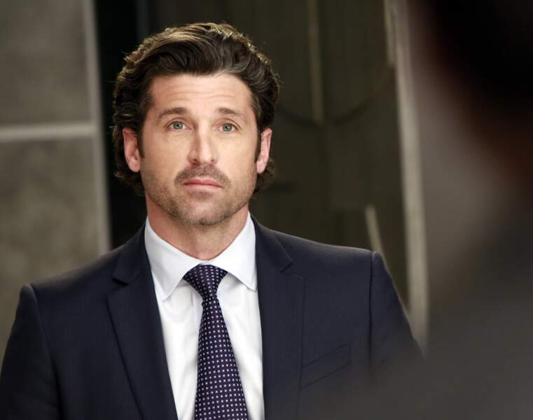 Derek, l'éternel romantique de Grey's Anatomy, vous charmera en un mouvement de cheveux