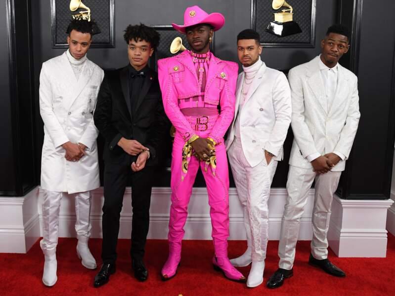 Lil Nas X, YoungKio et leurs invités