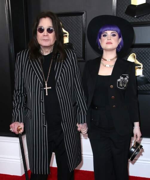 Ozzy Osbourne et Kelly Osbourne
