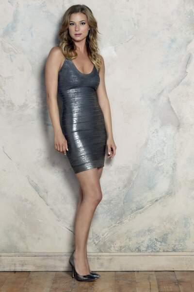 Emily Thorne, née Amanda Clarke, de Revenge, sera parfaite si vous avez besoin de vous venger d'un(e) ex