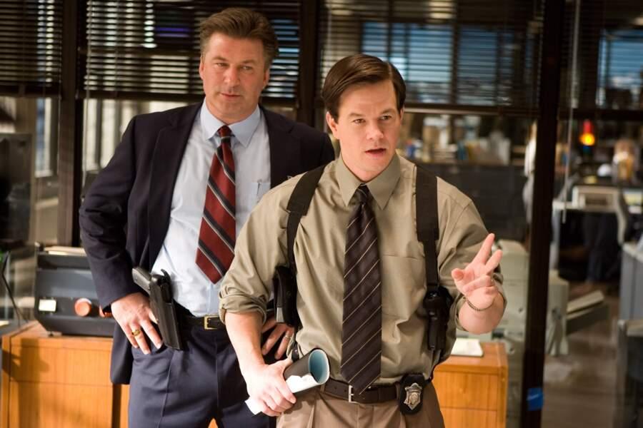 Flic dans Les Infiltrés (2006), pour une nomination à l'Oscar du meilleur second rôle