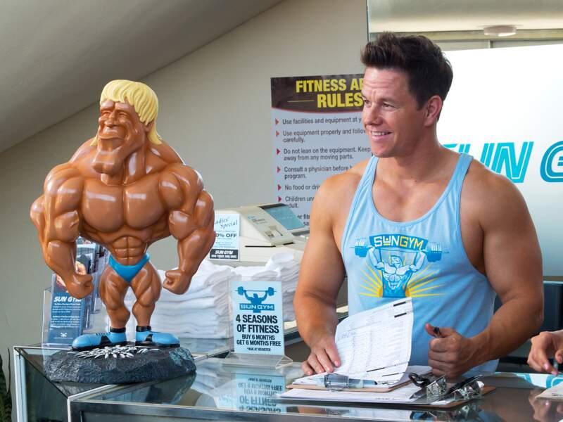No pain no gain (2013), une nouvelle occasion de montrer ses muscles