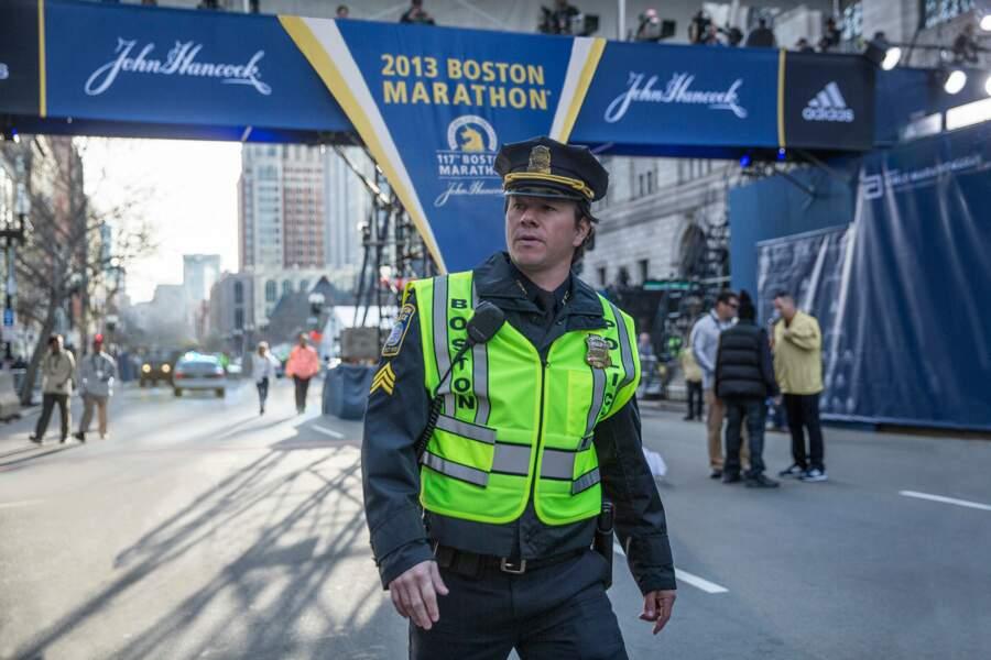 Traque à Boston (2017), centré sur l'attentat du marathon de Boston