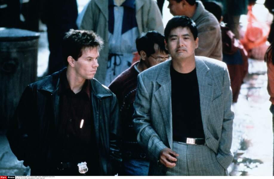 Face à Chow Yun-Fat dans Le Corrupteur (1999)