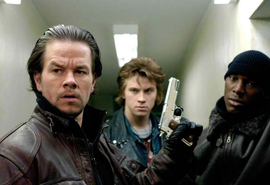 Pris dans la tourmente dans le polar Quatre frères (2005)