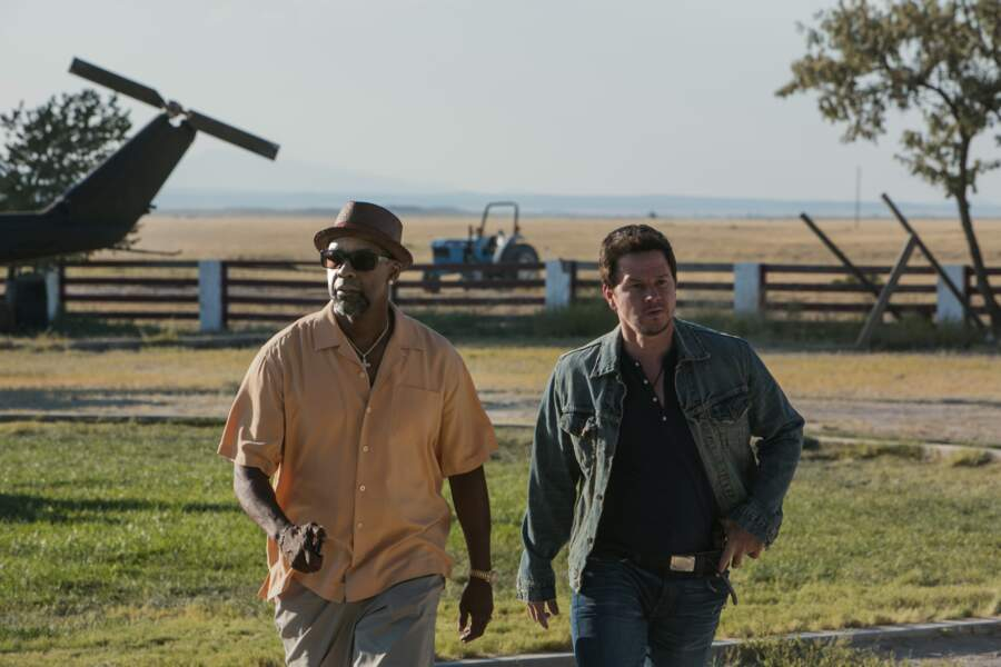 Avec Denzel Washington dans 2 Guns (2013)