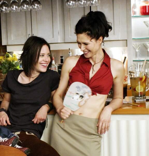 Karina Lombard a campé le rôle de Marina Ferrer dans The L Word