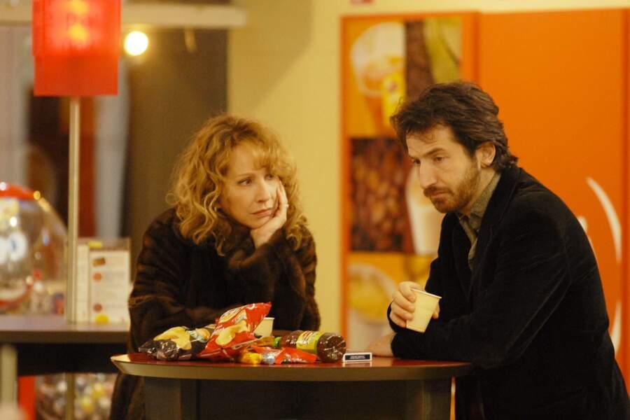 Avec Edouard Baer dans Passe-Passe (2008)