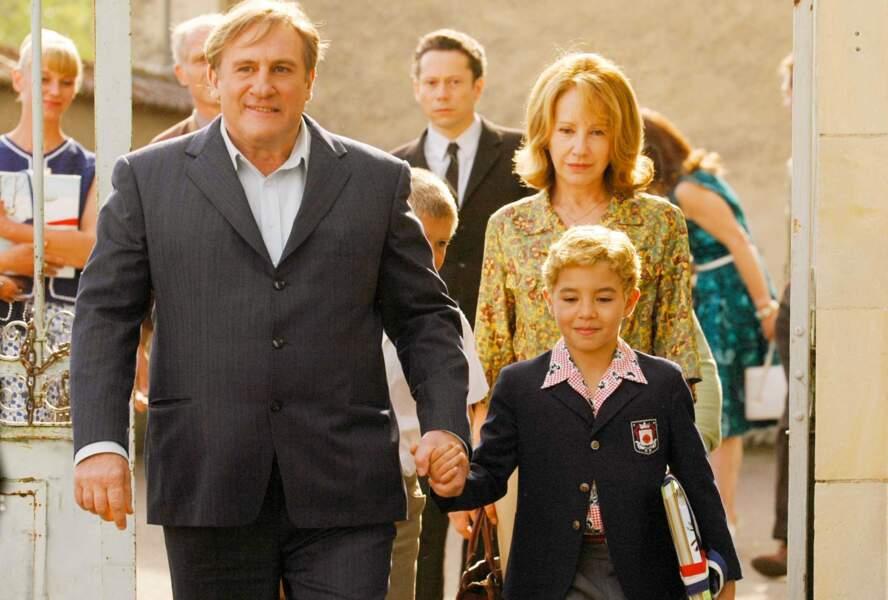 Elle retrouve G.Depardieu dans Michou d'Auber (2007)