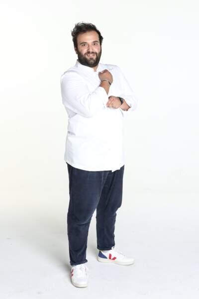 Gianmarco Gorni, 28 ans