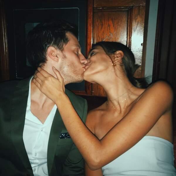 Et visiblement, c'est l'amour fou !