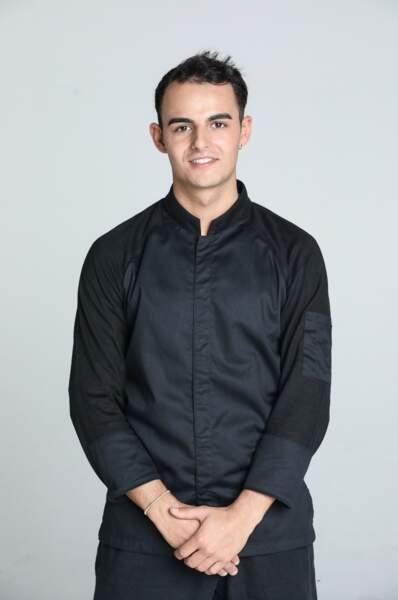 Diego Alary, 22 ans