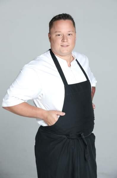 Maxime Zimmer, 29 ans