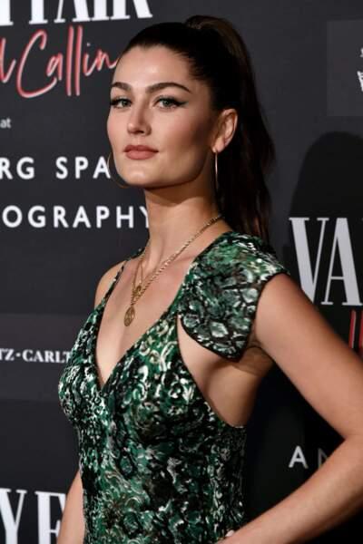 L'actrice Rachel Matthews